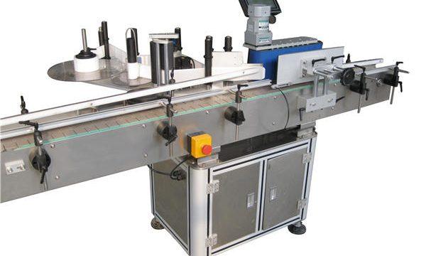יצרן מכונת תיוג בקבוקים עגולים מדבקה אוטומטית