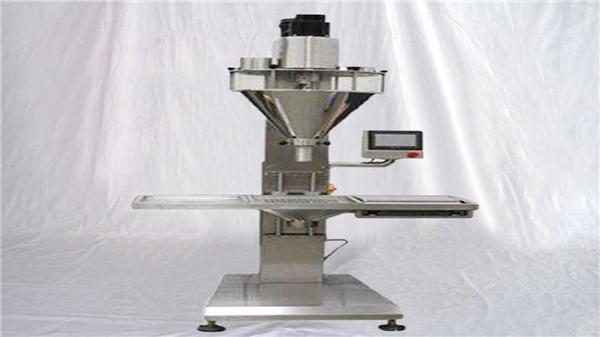 מכונת מילוי אבקה ידנית