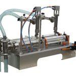 מכונת מילוי דבש חצי אוטומטית דיוק מילוי גבוה