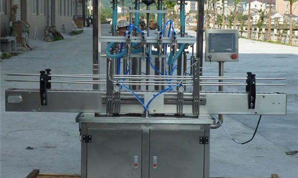 מכונת מילוי הדבק בוטנים אוטומטית
