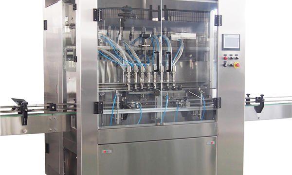מכונות מילוי בוכנה אוטומטיות 1L-5L