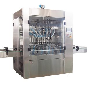 מכונות מילוי בוכנות אוטומטיות 1L-5L