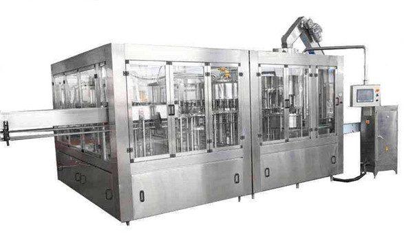 מכונת מילוי שמן קוקוס אוטומטית 8000BPH