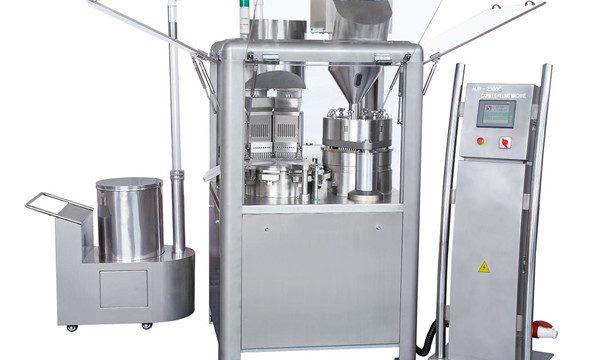 מכונת מילוי כמוסות אוטומטית למילוי אבקה
