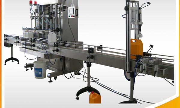 מכונת מילוי נוזלים אוטומטית לניקוי תכשיטים