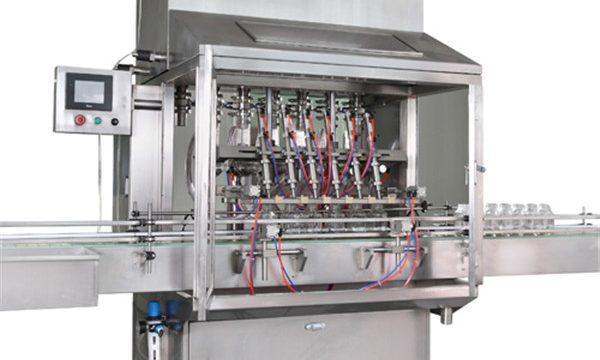 קו ייצור מילוי שמן מלא של מנועי סינאטו, מכונת מילוי שמן