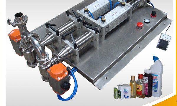 מוצרים בסין מחירים של ספק מכונת מילוי נוזלים בקבוקים קטנים