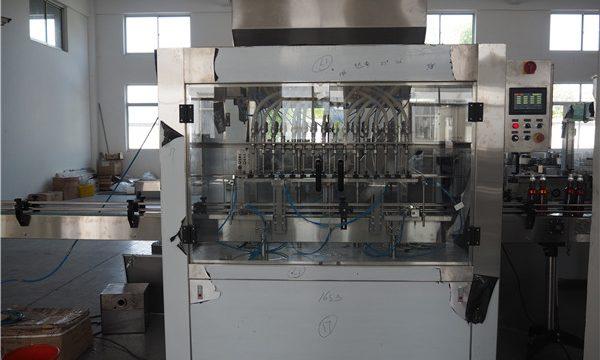 יצרן מקצועי מכונת מילוי שמן אוטומטית