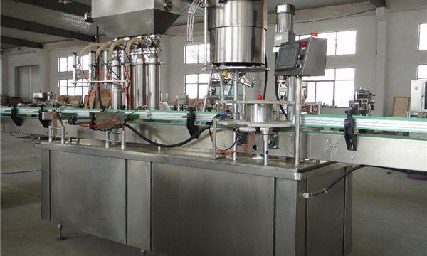 יצרן תחרותי מכונת מילוי שמן קוקוס בהייטק