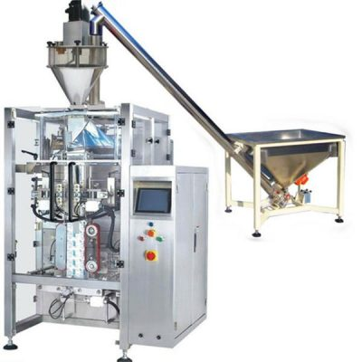 מכונת מילוי אבקת קפה אוטומטית חדשה