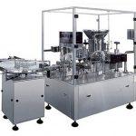 מכונת מילוי הזרקת אבקה יבשה