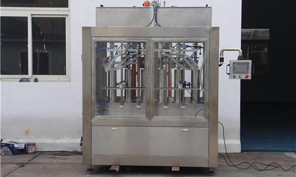 מכונת מילוי בקבוק ריבה אוטומטית