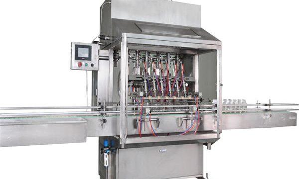 יצרן מקצועי מכונת מילוי ריבה אוכמניות אוטומטית