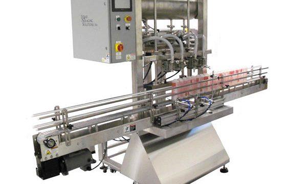 מכונת מילוי בוכנה אוטומטית לבקבוקים