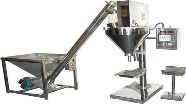 אבקת אלבומנים אוטומטית מלאה או מכונת מילוי אבקה יבשה