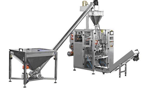 מכונת מילוי אבקת ספירלת האכלה ספירלית אוטומטית