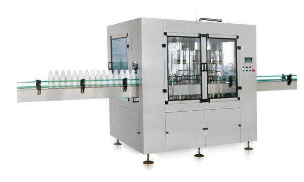 מכונת מילוי סבון נוזלית בוכנה אוטומטית עם שמונה ראשים