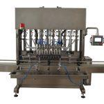 מכונת מילוי שמן זרעי חמניות אוטומטית מלאה