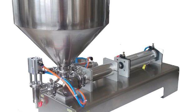 מכונת מילוי דבק פנאומטי ידנית במחיר במפעל
