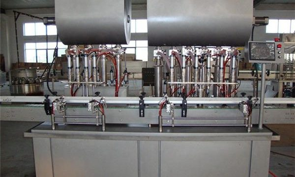 מכונת מילוי הדבק עבה והאיכותית ביותר