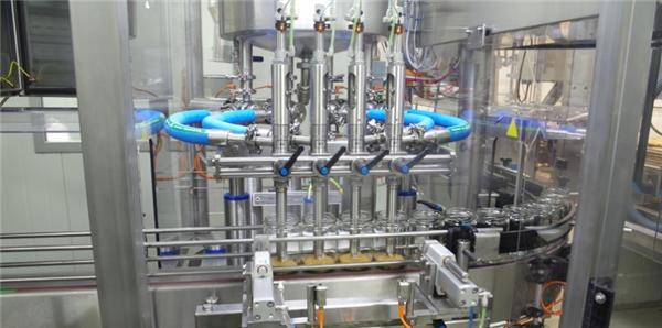 מכונת מילוי רסק עגבניות ביעילות גבוהה יעילות גבוהה