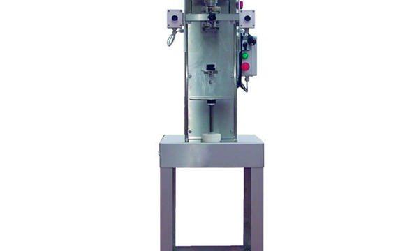 מכונת חיפוי בקבוק ציר למחצה אוטומטית